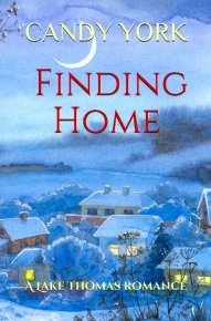 Finding Home Front Cover